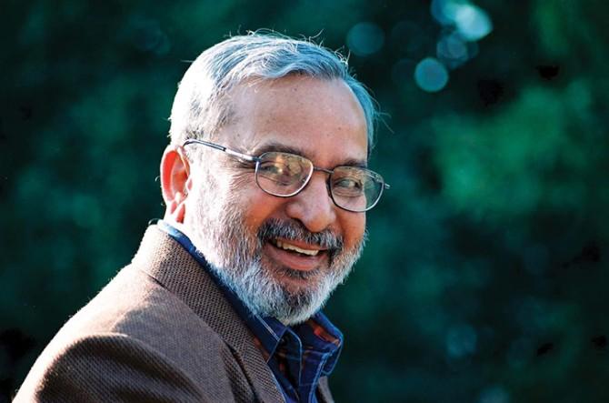 U.R Ananthamurthy