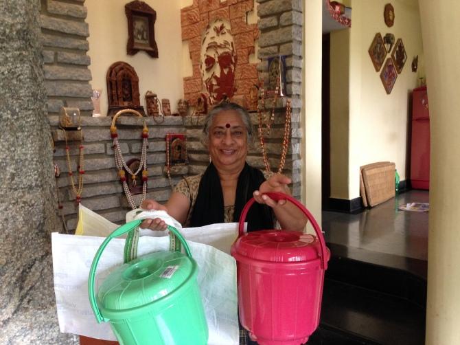 Dr B Jayashree