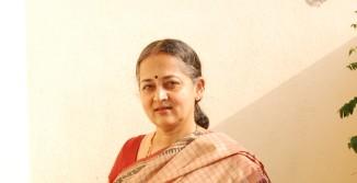 Composting expert Vani Murthy